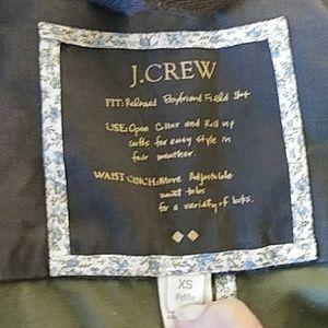 J. Crew Jackets & Coats - J. Crew Everett Field Jacket C9241 Size XSPetite